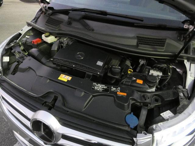 V220d スポーツ ロング パノラマ 黒革 レーダーセーフティPKG HDDナビ 地デジ 360°カメラ 19AW 社外リップスポイラー 禁煙  シートヒーター LEDヘッドライト 正規D車(21枚目)
