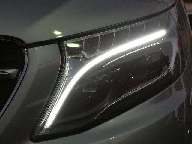 V220d スポーツ ロング パノラマ 黒革 レーダーセーフティPKG HDDナビ 地デジ 360°カメラ 19AW 社外リップスポイラー 禁煙  シートヒーター LEDヘッドライト 正規D車(36枚目)