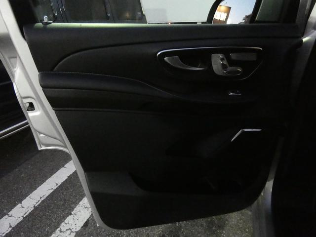V220d スポーツ ロング パノラマ 黒革 レーダーセーフティPKG HDDナビ 地デジ 360°カメラ 19AW 社外リップスポイラー 禁煙  シートヒーター LEDヘッドライト 正規D車(45枚目)