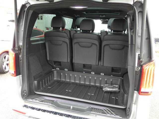 V220d スポーツ ロング パノラマ 黒革 レーダーセーフティPKG HDDナビ 地デジ 360°カメラ 19AW 社外リップスポイラー 禁煙  シートヒーター LEDヘッドライト 1オーナー 正規D車(20枚目)