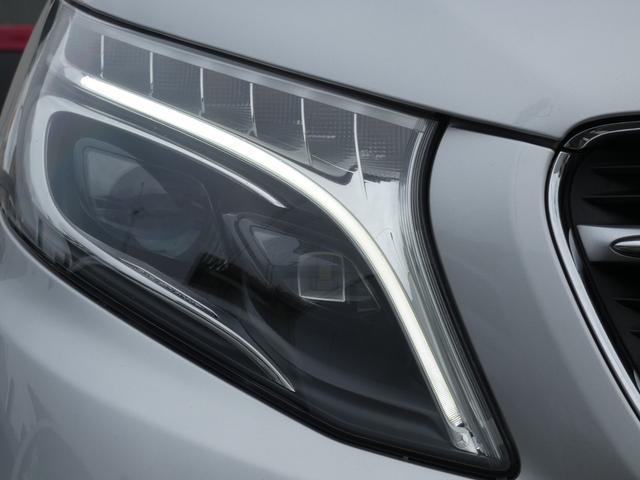V220d スポーツ ロング パノラマ 黒革 レーダーセーフティPKG HDDナビ 地デジ 360°カメラ 19AW 社外リップスポイラー 禁煙  シートヒーター LEDヘッドライト 1オーナー 正規D車(35枚目)
