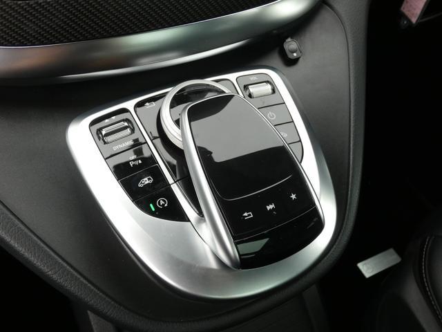 V220d スポーツ ロング パノラマ 黒革 レーダーセーフティPKG HDDナビ 地デジ 360°カメラ 19AW 社外リップスポイラー 禁煙  シートヒーター LEDヘッドライト 1オーナー 正規D車(48枚目)