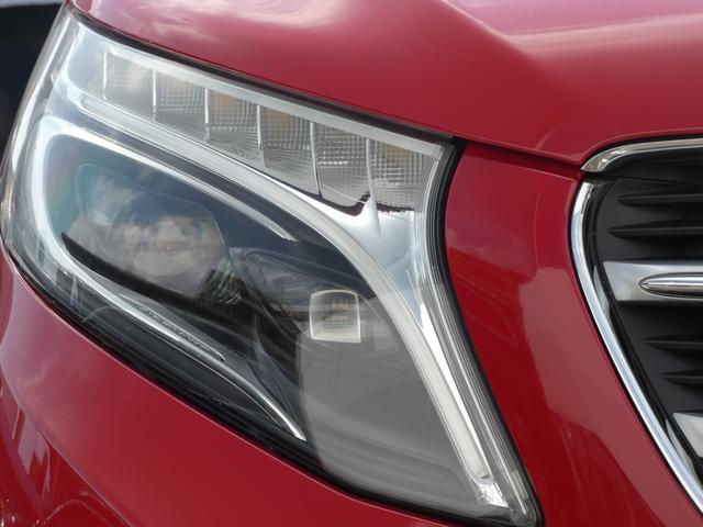 V220d アバンギャルド ロング レザーPKG 黒レザー レーダーセーフティPKG 7人乗 LEDライト 両側電動スライドドア 純正HDDナビ 地デジ 360°カメラ FDモニター 禁煙  正規ディーラー車(35枚目)