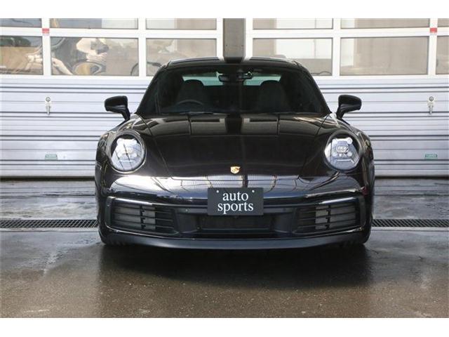 911カレラS PDK スポーツクロノPKG ディーラー車(2枚目)