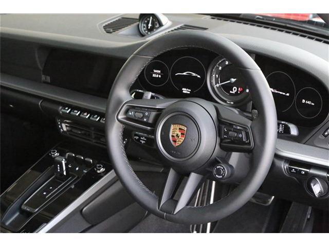 911カレラS PDK スポーツクロノPKG ディーラー車(15枚目)