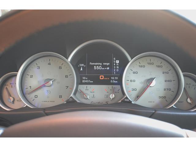 ポルシェ ポルシェ カイエン ターボS ティプトロニックS 4WD 左H PCCB