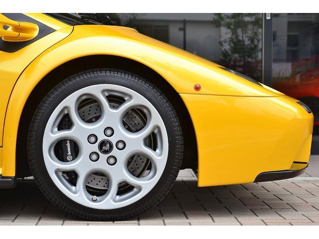 ランボルギーニ ランボルギーニ ディアブロ 6.0 VT 新車並行車 フロントリフティング