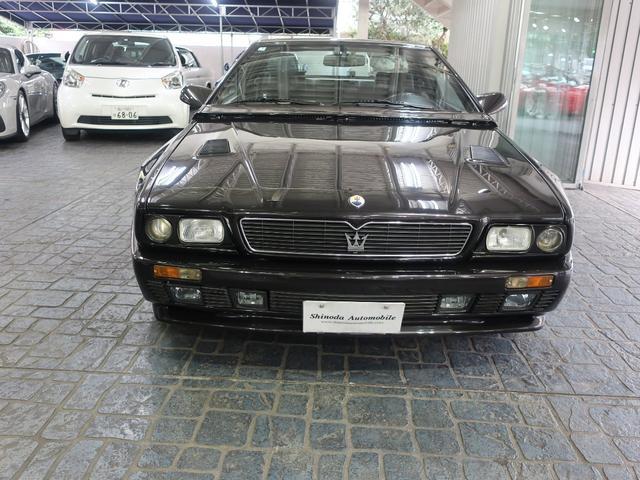 「マセラティ」「マセラティ シャマル」「クーペ」「東京都」の中古車2