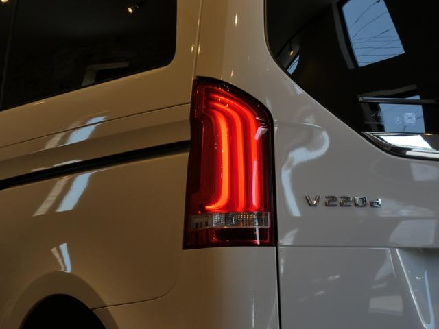 V220d レザーPKG RSP LED 禁煙1オナ新車保証(5枚目)