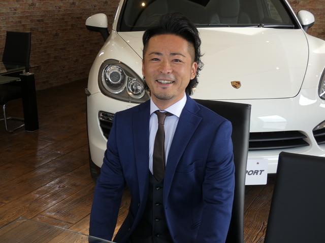 皆様こんにちは!副店長の佐藤と申します。笑顔でお迎えし、きっと未来の愛車をご案内させて頂きますので、まずはお話をお聞かせください。皆様にお会いできる日を楽しみにしております!