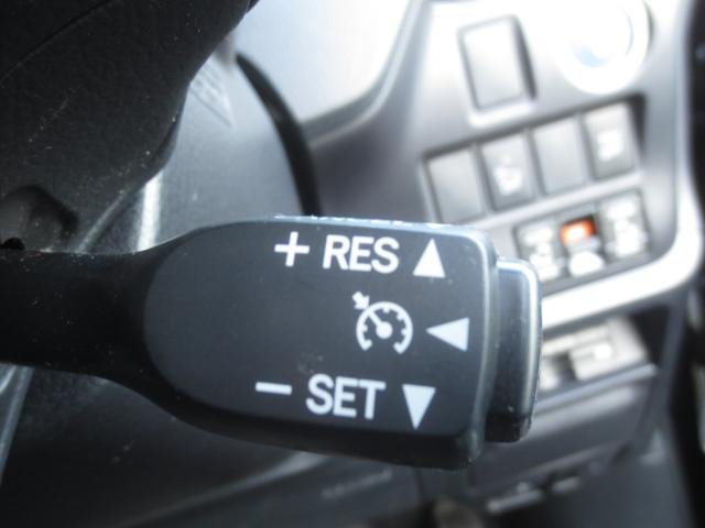 オートクルーズコントロール機能をセットして頂くとアクセルペダルを踏まなくても一定の速度で走行が出来ますので、快適なロングドライブと低燃費走行にも貢献致します。(作動テストも実施済みです)