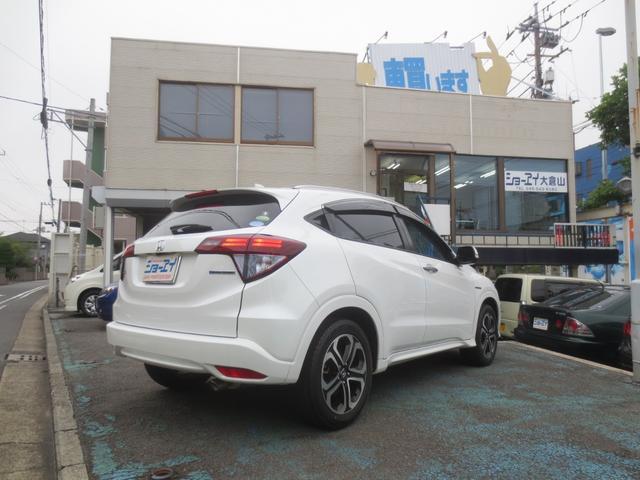 ハイブリッドZ 革シートヒータ 純ナビ地TV後カメラETC(5枚目)
