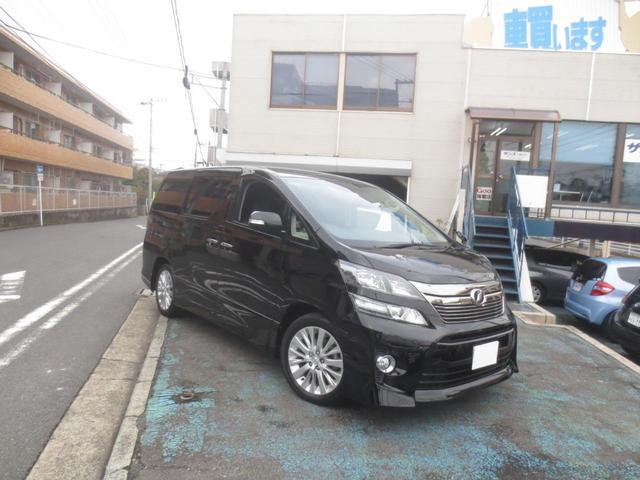 2.4Z 8乗 両電動ドア 8インチナビTV革調シートカバー(18枚目)