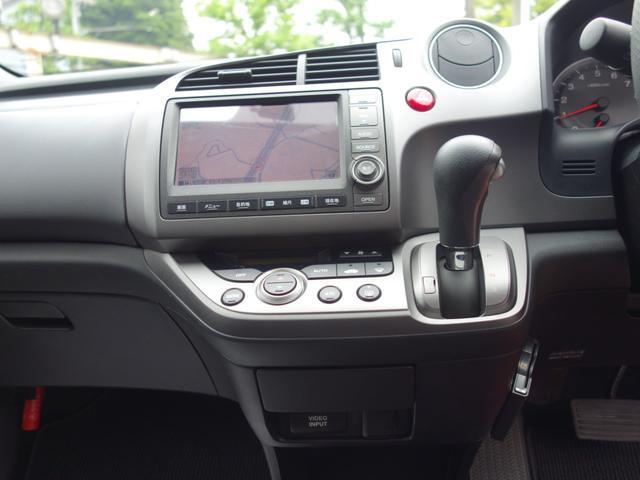 RSZ特別仕様車 HDDナビエディション 7人乗り 純正ナビ後カメラ ドライブレコーダー ETC オートエアコン グレード専用純正17インチホイール 革巻きステアリング 立体駐車場対応(10枚目)