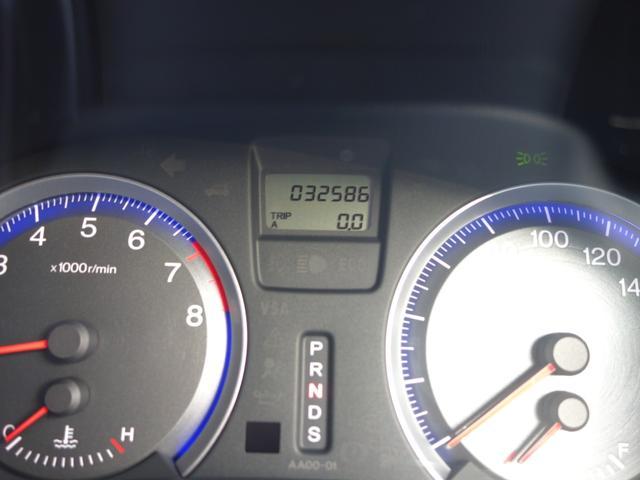 RSZ特別仕様車 HDDナビエディション 7人乗り 純正ナビ後カメラ ドライブレコーダー ETC オートエアコン グレード専用純正17インチホイール 革巻きステアリング 立体駐車場対応(28枚目)