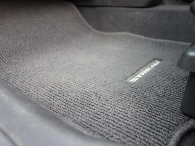 RSZ特別仕様車 HDDナビエディション 7人乗り 純正ナビ後カメラ ドライブレコーダー ETC オートエアコン グレード専用純正17インチホイール 革巻きステアリング 立体駐車場対応(64枚目)