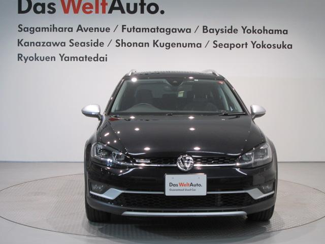 「フォルクスワーゲン」「VW ゴルフオールトラック」「SUV・クロカン」「神奈川県」の中古車2
