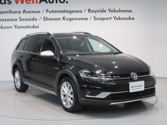 「フォルクスワーゲン」「VW ゴルフオールトラック」「SUV・クロカン」「神奈川県」の中古車3