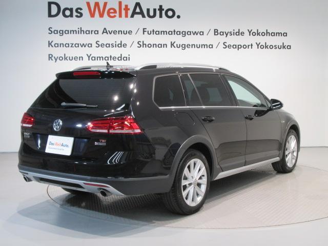「フォルクスワーゲン」「VW ゴルフオールトラック」「SUV・クロカン」「神奈川県」の中古車5
