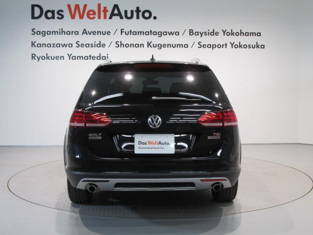 「フォルクスワーゲン」「VW ゴルフオールトラック」「SUV・クロカン」「神奈川県」の中古車6