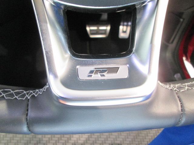TSI Rライン メーカー保証付 認定中古車 ワンオーナー(20枚目)