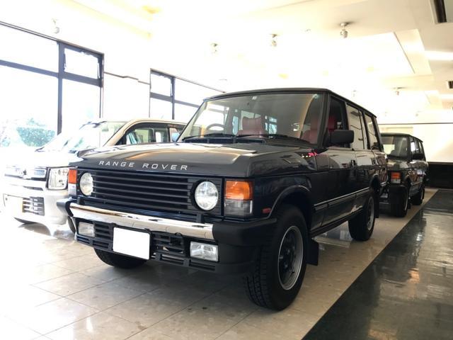 「ランドローバー」「レンジローバー」「SUV・クロカン」「神奈川県」の中古車2