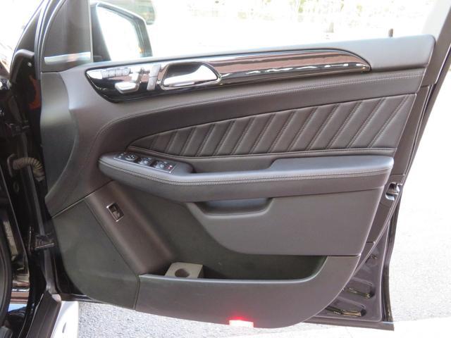 GLE43 4マチック 正規ディーラー車/21インチAMG5ツインスポークアルミホイール/パノラミックスライディングルーフ/ナイトパッケージ/レザーARTICOインテリア/AIRマティックサスペンション/AMGエグゾースト(19枚目)