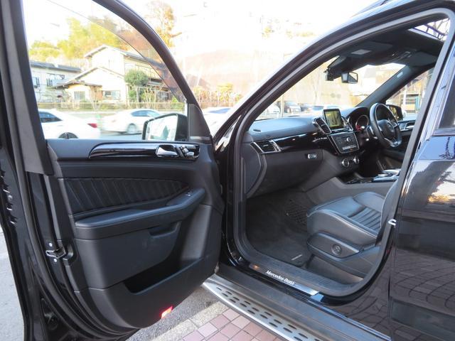 GLE43 4マチック 正規ディーラー車/21インチAMG5ツインスポークアルミホイール/パノラミックスライディングルーフ/ナイトパッケージ/レザーARTICOインテリア/AIRマティックサスペンション/AMGエグゾースト(22枚目)