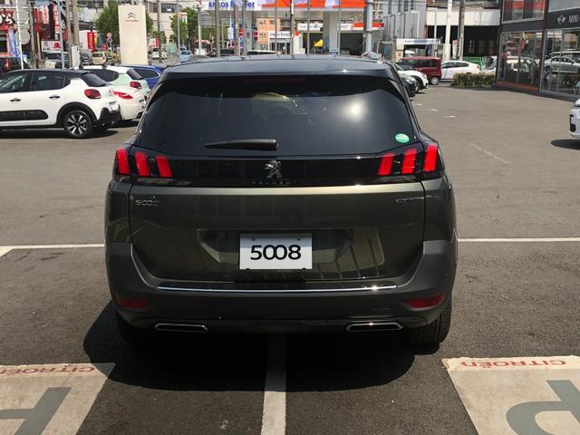 「プジョー」「プジョー 5008」「SUV・クロカン」「神奈川県」の中古車3