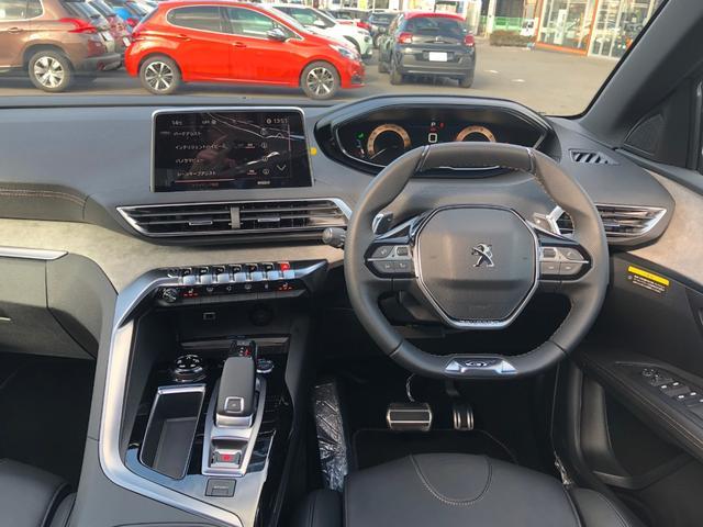 GT ファーストクラスPKGレザー 登録済未使用車 新車保証(9枚目)