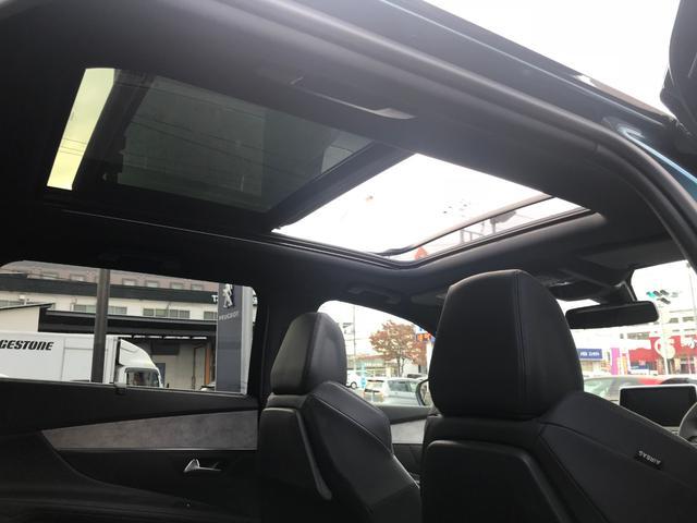 GT ブルーHDi ファーストクラスPKG 登録済未使用車(6枚目)