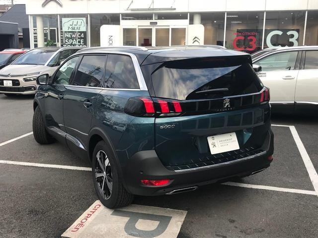GT ブルーHDi ファーストクラスPKG 登録済未使用車(18枚目)