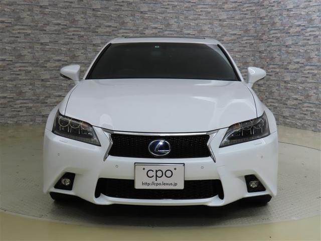 GS300h FスポーツXライン 認定中古車CPO フルセグ(7枚目)