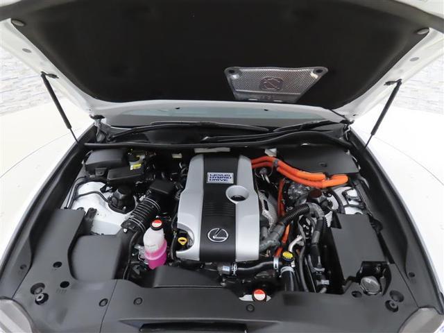 GS300h FスポーツXライン 認定中古車CPO フルセグ(20枚目)