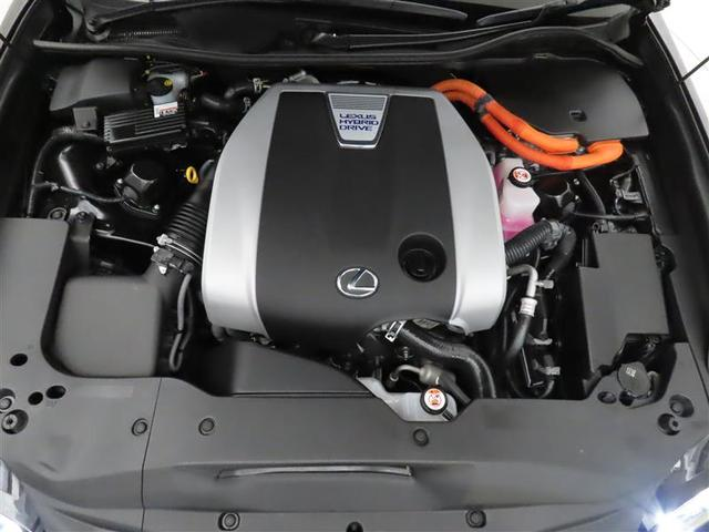 GS450h バージョンL 認定中古車CPO ムーンルーフ(18枚目)