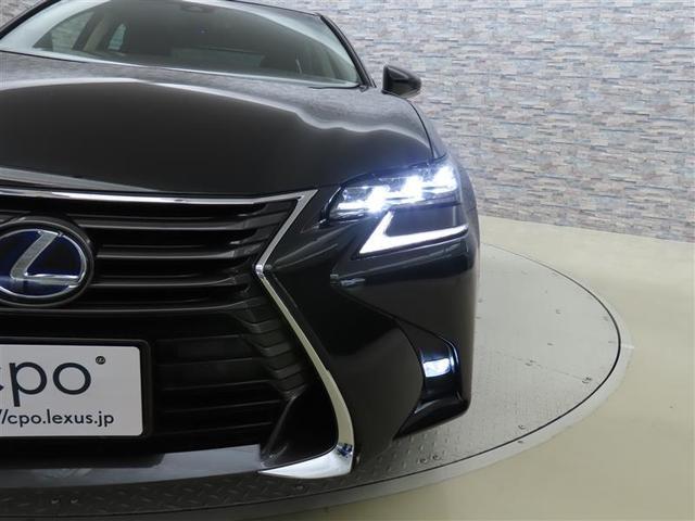 GS450h バージョンL 認定中古車CPO ムーンルーフ(19枚目)