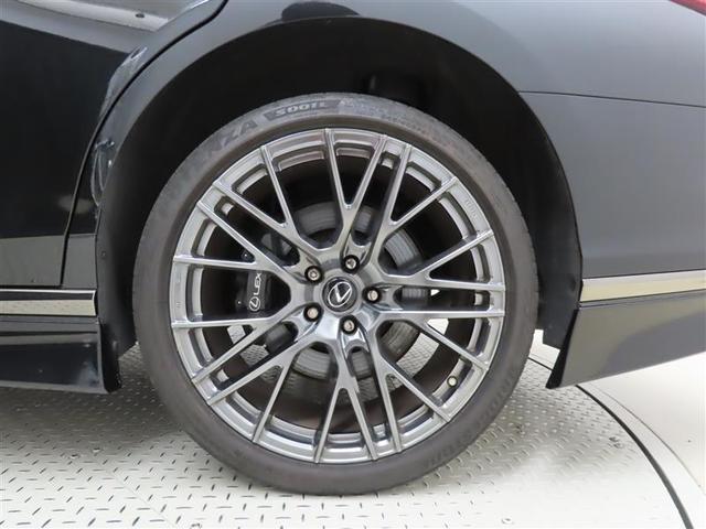 LS500 Fスポーツ マークレビンソンリファレンスサラウンドサウンドシステム デジタルインナーミラー ムーンルーフ レーダークルーズコントロール全車速追従機能付 クリアランスソナー ブラインドスポットモニター 本革シート(22枚目)