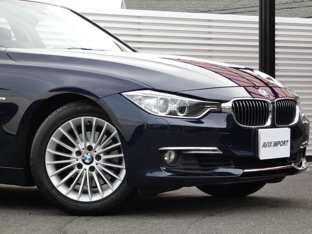 BMW BMW 320iラグジュアリー 茶革 ナビBカメ 17AW 1オナ