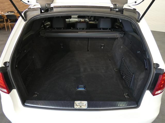 E300ワゴンAVG 後期 RSP黒革 LED 電動Rゲート(19枚目)
