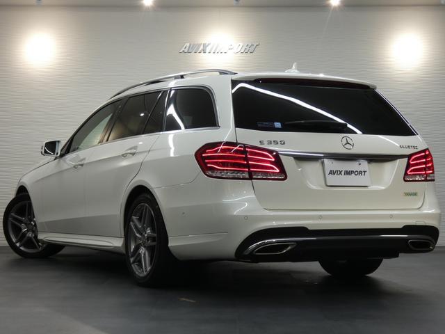 ご覧頂き誠に有り難う御座います W212 E350ワゴン BlueTEC AVG後期型入庫です!!LEDヘッドライト&AMGスポーツPKG専用エクステリアが美しさを際立たせた1台!!