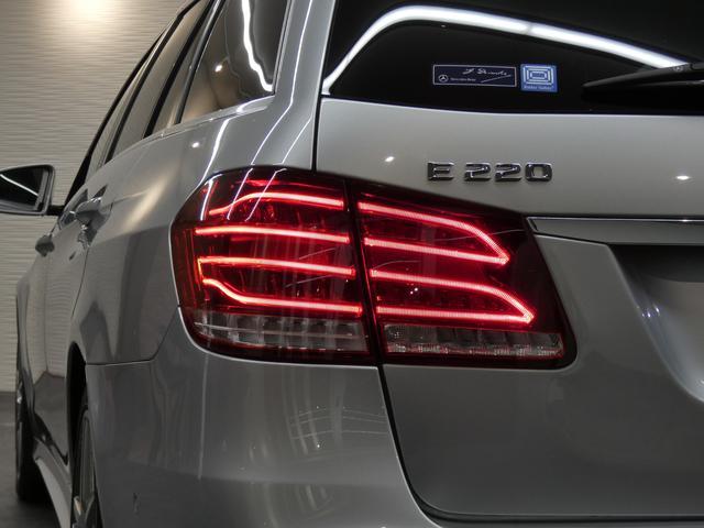E220T BT AVG後期 黒半革 RSP LED 1オナ(5枚目)