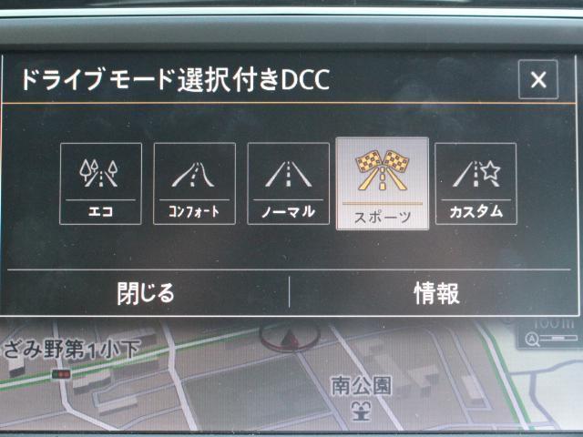 TSIハイラインブルーモーションテクノロジー レザー DCC(20枚目)