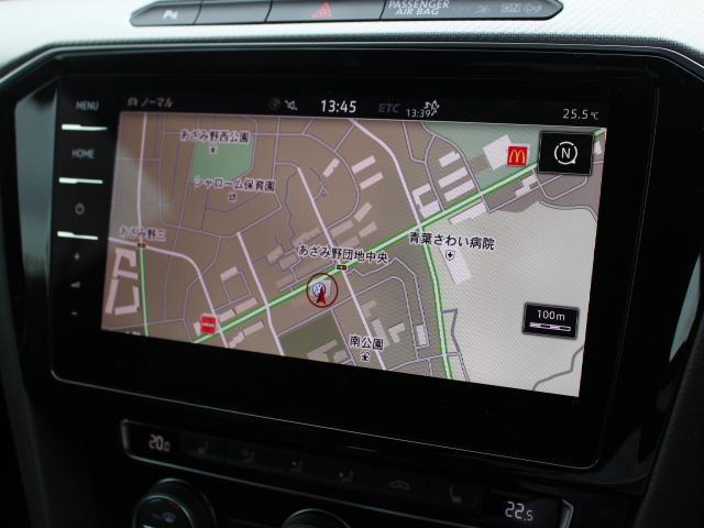 TSI 4モーション Rライン 4WD 1オーナ 黒革シート(8枚目)