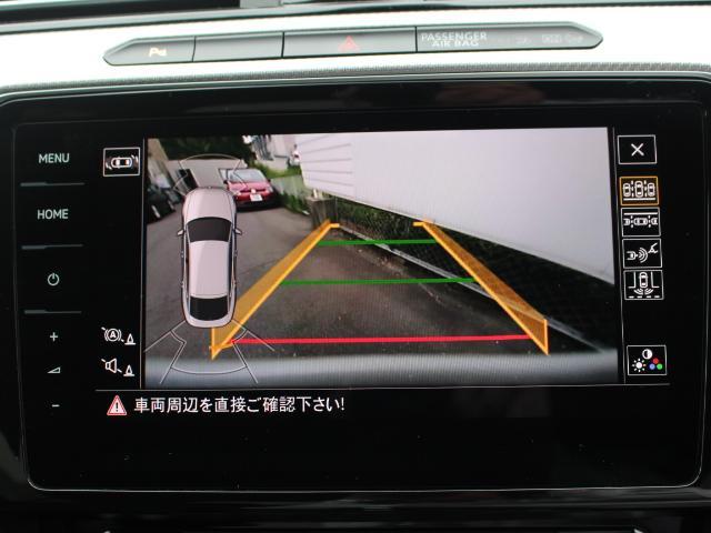 TSI 4モーション Rライン 4WD 1オーナ 黒革シート(10枚目)