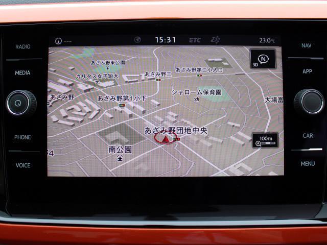 TSIハイライン デモカー セーフティーパッケージ 純正ナビDiscoverPro アラウンドビューカメラシステム マルチファンクションステアリング ACC ETC LEDヘッドライト ダークティンテッドガラス(16枚目)