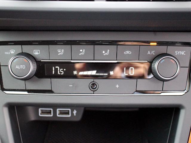 TSIハイライン デモカー セーフティーパッケージ 純正ナビDiscoverPro アラウンドビューカメラシステム マルチファンクションステアリング ACC ETC LEDヘッドライト ダークティンテッドガラス(18枚目)