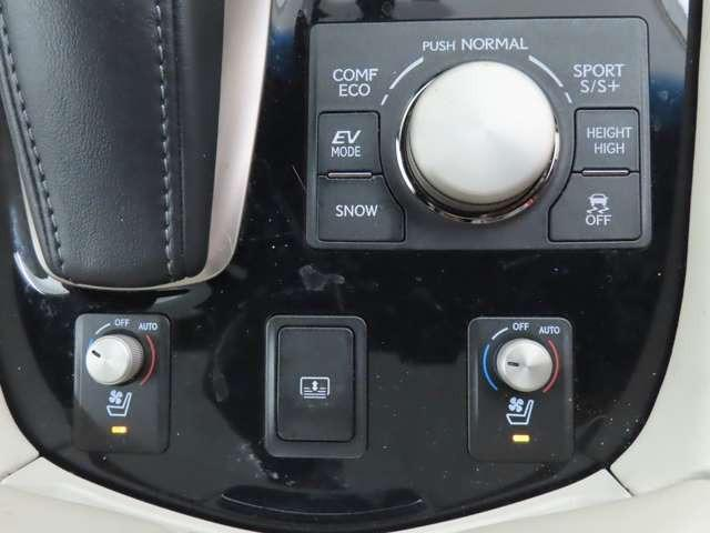 LS600h Fスポーツ U-car ハイブリッド 4WD 本革 プリクラ パワートランクリッド/ムーンルーフ/寒冷地仕様/VGRS/FSPORT専用エアサスオートワイパー/オートライト/自動防眩インナーミラー(15枚目)