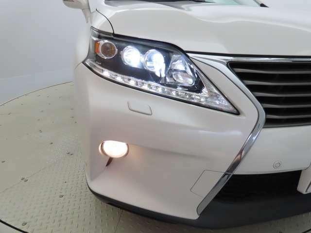 RX450h バージョンL エアサスペンション 4WD エアサス/LEDヘッドライト/ムーンルーフ(7枚目)