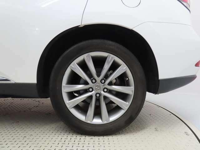 RX450h バージョンL エアサスペンション 4WD エアサス/LEDヘッドライト/ムーンルーフ(9枚目)