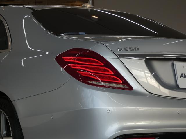 S550プラグインハイブリッドロング AMGライン 希少ショーファーPKG パノラミックスライディングルーフ ブラックレザー レーダーセーフティPKG ヘッドアップディスプレイ 純正HDDナビ 地デジ 360°カメラ 専用19AW 禁煙車(5枚目)